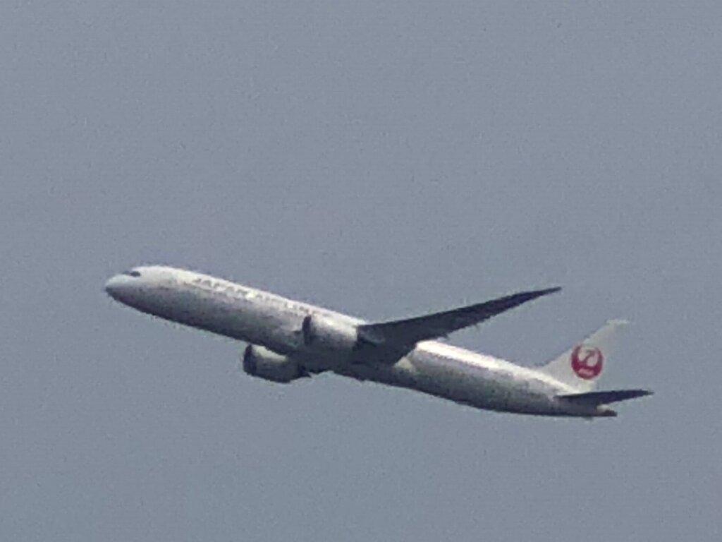 JAL航空機